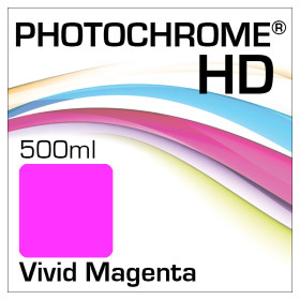 Lyson Photochrome HD Flasche Vivid Magenta 500ml