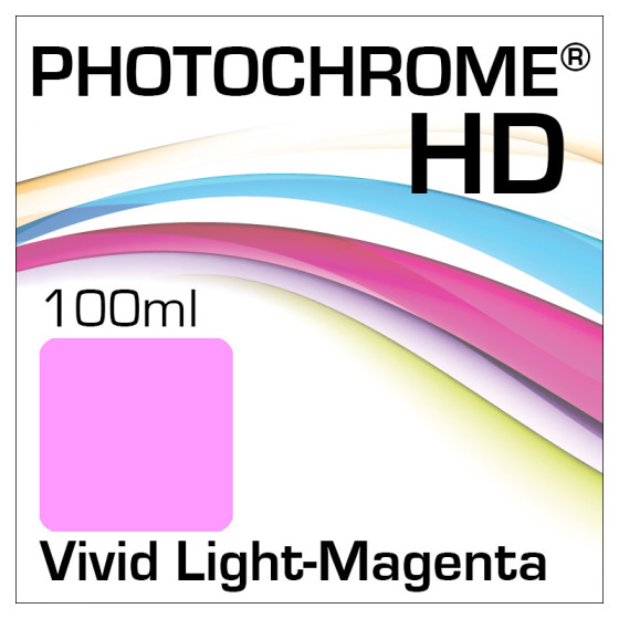 Lyson Photochrome HD Flasche Vivid Light-Magenta 100ml