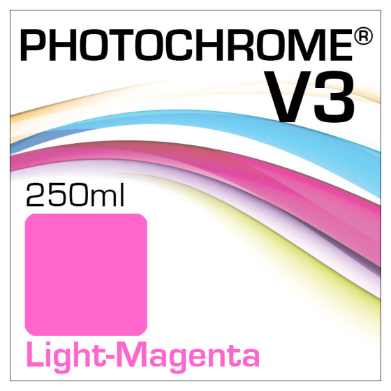 Lyson Photochrome V3 Tinte Flasche 250ml Light-Magenta