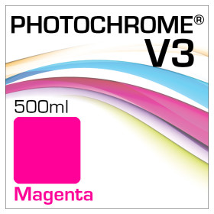Photochrome V3 Bottle 500ml Magenta