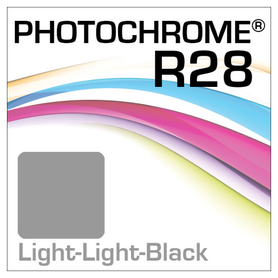 Lyson Photochrome R28 Flasche Light-Light-Black