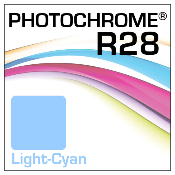 Lyson Photochrome R28 Flasche Light-Cyan