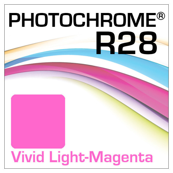 Lyson Photochrome R28 Flasche Vivid Light-Magenta