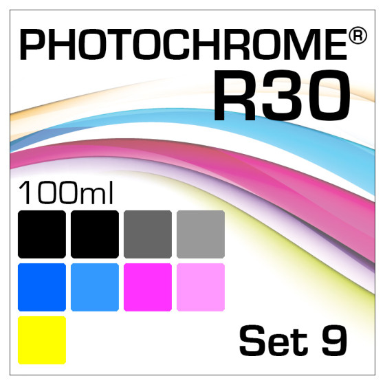 Lyson Photochrome R30 9-Flaschen Set 100ml