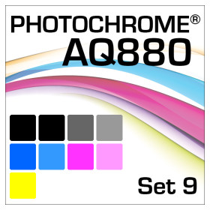 Lyson Photochrome AQ880 9-Flaschen Set