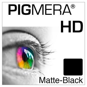 farbenwerk Pigmera HD Flasche Matte-Black