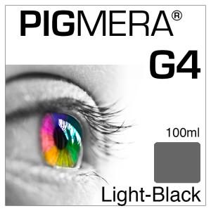 farbenwerk Pigmera G4 Bottle Light-Black 100ml