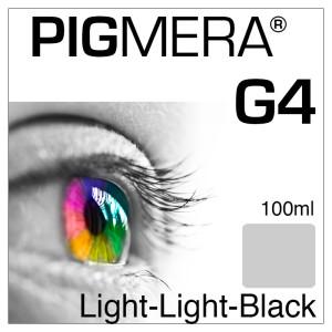 farbenwerk Pigmera G4 Bottle Light-Light-Black 100ml