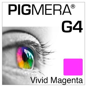 farbenwerk Pigmera G4 Flasche Vivid Magenta