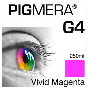 farbenwerk Pigmera G4 Flasche Vivid Magenta 250ml