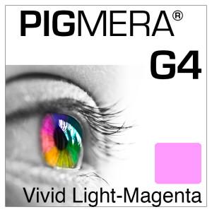 farbenwerk Pigmera G4 Flasche Vivid Light-Magenta