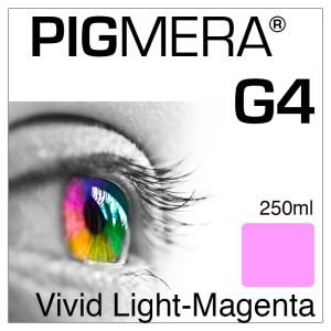 farbenwerk Pigmera G4 Flasche Vivid Light-Magenta 250ml