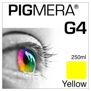 farbenwerk Pigmera G4 Flasche Yellow 250ml