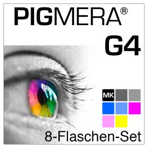 farbenwerk Pigmera G4 8-Bottle-Set with MK