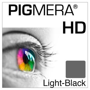 farbenwerk Pigmera HD Flasche Light-Black