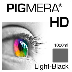 farbenwerk Pigmera HD Flasche Light-Black 1000ml