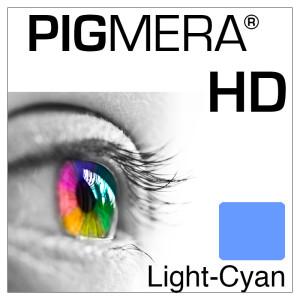 farbenwerk Pigmera HD Flasche Light-Cyan