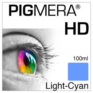 farbenwerk Pigmera HD Bottle Light-Cyan 100ml