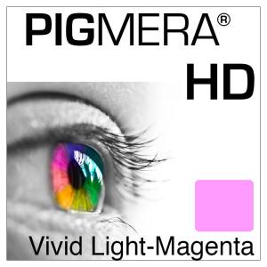 farbenwerk Pigmera HD Flasche Vivid Light-Magenta