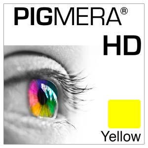 farbenwerk Pigmera HD Flasche Yellow