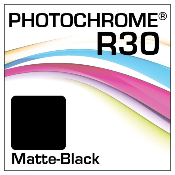 Lyson Photochrome R30 Flasche Matte-Black