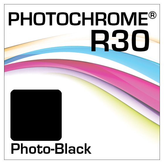 Lyson Photochrome R30 Flasche Photo-Black