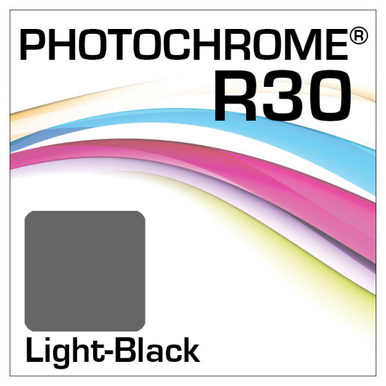 Lyson Photochrome R30 Flasche Light-Black