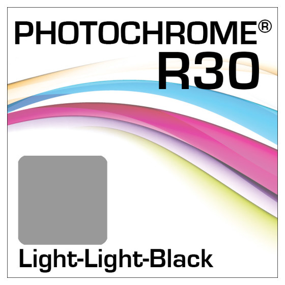 Lyson Photochrome R30 Flasche Light-Light-Black