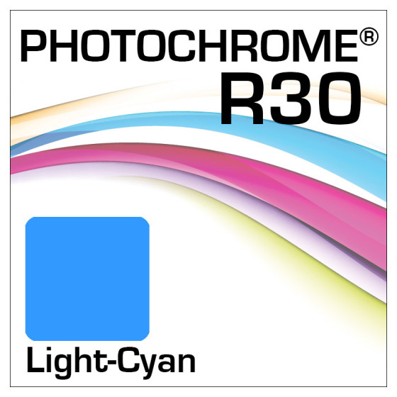 Lyson Photochrome R30 Flasche Light-Cyan