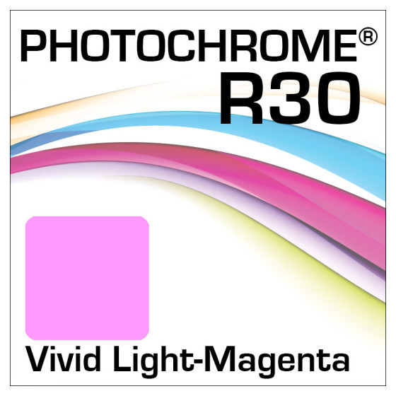 Lyson Photochrome R30 Flasche Vivid Light-Magenta