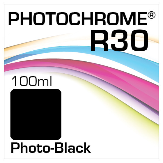Lyson Photochrome R30 Flasche Photo-Black 100ml