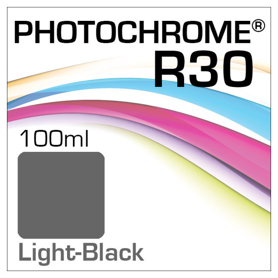 Lyson Photochrome R30 Flasche Light-Black 100ml