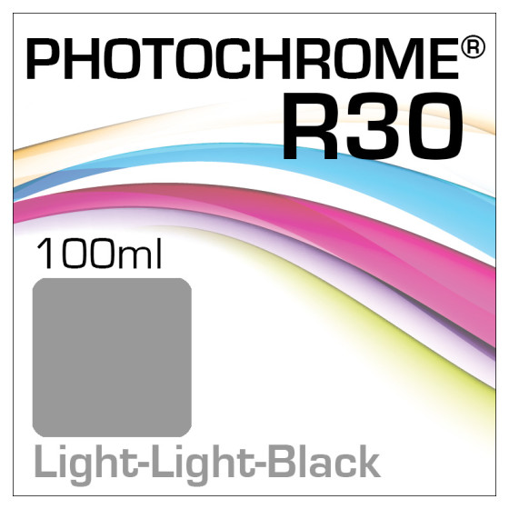 Lyson Photochrome R30 Flasche Light-Light-Black 100ml