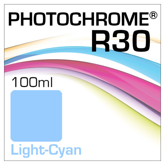 Lyson Photochrome R30 Flasche Light-Cyan 100ml