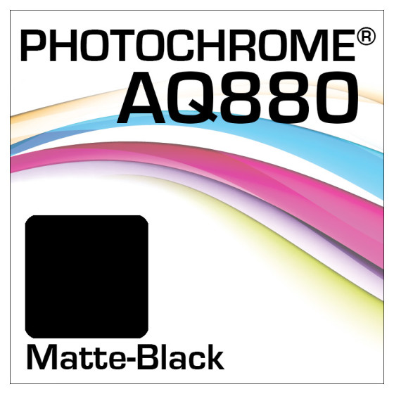 Lyson Photochrome AQ880 Flasche Matte-Black