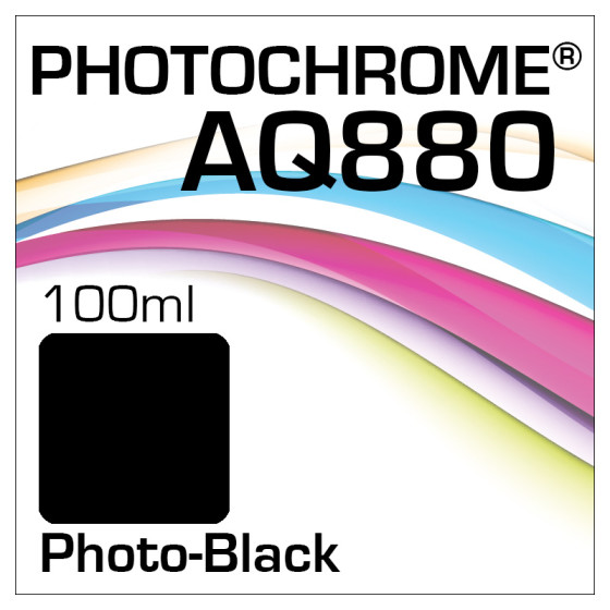 Lyson Photochrome AQ880 Flasche Photo-Black 100ml