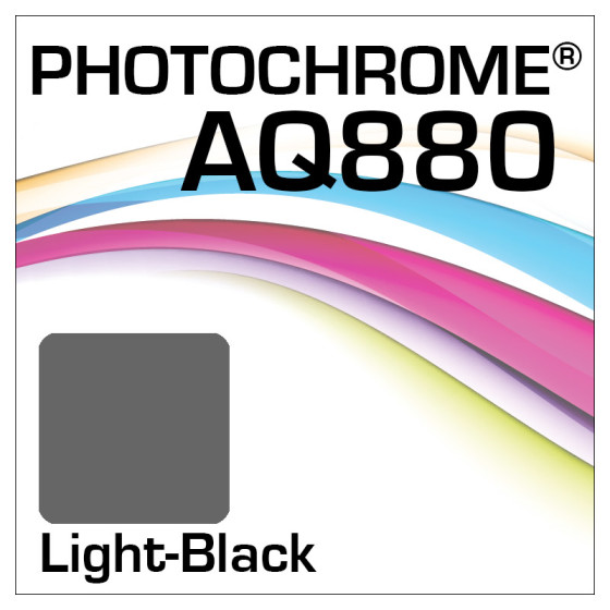 Lyson Photochrome AQ880 Flasche Light-Black