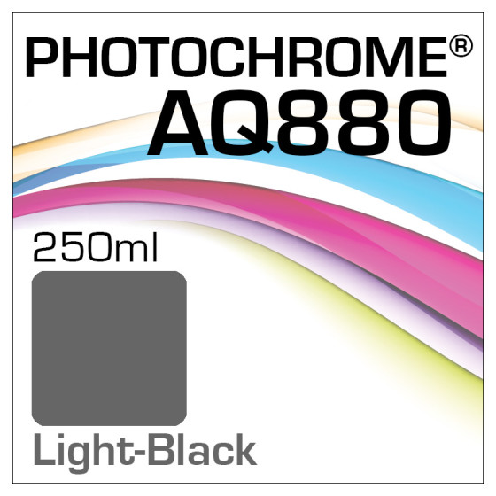 Lyson Photochrome AQ880 Flasche Light-Black 250ml