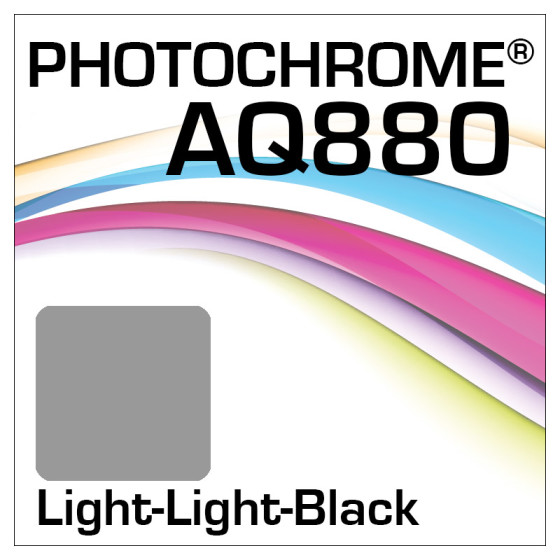 Lyson Photochrome AQ880 Flasche Light-Light-Black
