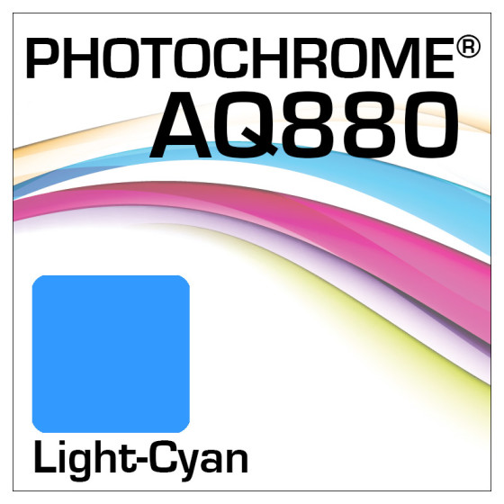 Lyson Photochrome AQ880 Flasche Light-Cyan