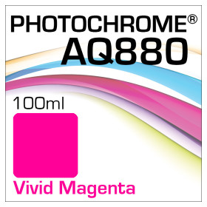 Lyson Photochrome AQ880 Flasche Vivid Magenta 100ml