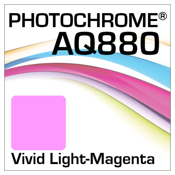 Lyson Photochrome AQ880 Flasche Vivid Light-Magenta