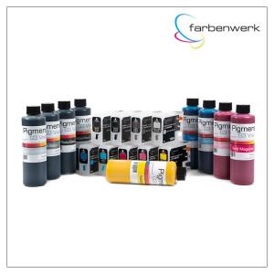 Starter-Set farbenwerk Pigmera HD SC-P800 ARC 250ml
