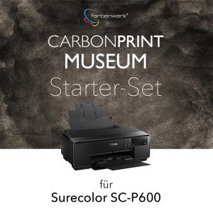 Starter-Set Carbonprint Museum für SC-P600