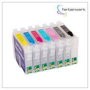 RCS Refill 7-Cartridge-Set ARC T0341-T0347 PK