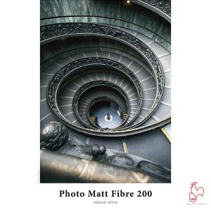 Hahnemühle Photo Matt Fibre 200 25 Blatt DinA4