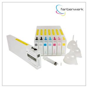 Refill Cartridge Set 7880, 9880 with Matte-Black