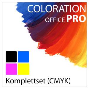 Coloration Office Pro 4-Flaschen-Set 100ml