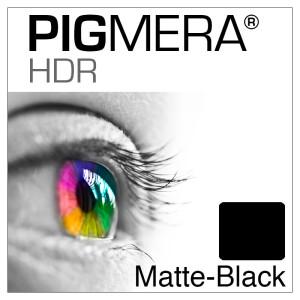 farbenwerk Pigmera HDR Flasche Matte-Black