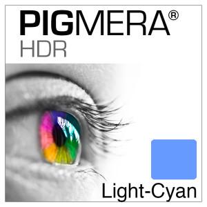 farbenwerk Pigmera HDR Flasche Light-Cyan